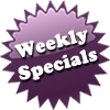 Weekly Specials at Zesty's